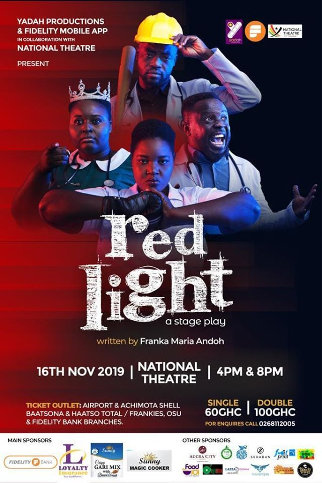 Red Light – a stage play